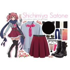 Designer Clothes, Shoes & Bags for Women Japan Outfits, Nerd Outfits, Cartoon Outfits, Fandom Outfits, Anime Outfits, Chic Outfits, Pretty Outfits, Disney Outfits, Anime Inspired Outfits