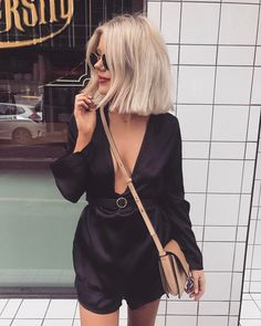 """11.9 k mentions J'aime, 52 commentaires - Laura Jade Stone (@laurajadestone) sur Instagram : """"Friday date night in @saboskirt ✨Use Laurastone at checkout to get 10% off this week """""""