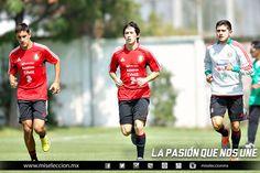 Entrenamiento de la Sub20 en Puebla #soccer #futbol #sports #mexico #seleccionmexicana