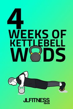 Four Weeks Of Kettlebell WODs