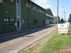 A-Schnitzel-and-a-glass-of wine: Former Canadian Military Base in Lahr, Germany (Part 1)
