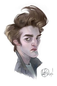 Robert Pattinson ☆☆
