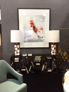 We are now at Maison & Objet Americas 2015 ready to receive you at Hall C…