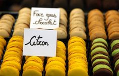 Ethereal to the tongue, bright and pleasing to the eye, the dainty Parisian pastries known as macarons are tiny bites of luxury.