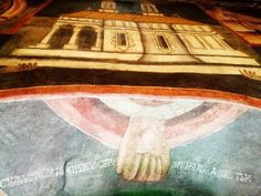 Biserica lui Belivaca, monument istoric al Craiovei - Raluca Brezniceanu Painting, Painting Art, Paintings, Painted Canvas, Drawings