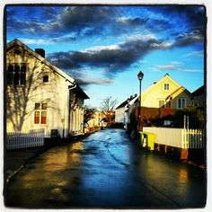 .@wilhelmine2 Kokkenes #bluesaturday Small Towns, Norway, Places To Visit, Instagram Images, Photo And Video