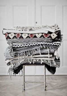 2. MEXICAN BLANKETS
