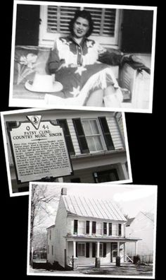 Patsy Cline Historic House Winchester, VA always said I wanted to go there with my grandpa, we both loved her music Winchester Virginia, Tammy Wynette, Country Videos, Patsy Cline, West Virginia, Northern Virginia, Virginia Is For Lovers, Old Dominion, Shenandoah Valley