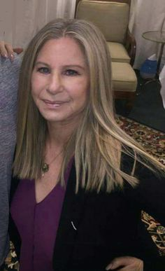 Barbra Streisand. great voice & multi-talented actress