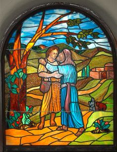 Dubuque Church Stained Glass Window~ Va Flickr - Photo Sharing!