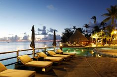 Kia Ora Hotel (Archipiélago Tuamotu, Polinesia Francesa)
