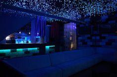 Lighting + Stars + Ceiling + Club