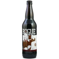 ROGUE ALES Chocolate Stout Beer: it will help with breastfeeding!
