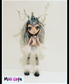 "inspiration -  Artemis ""Mini Goth Collection"" special for my friend abbie chan !!!"