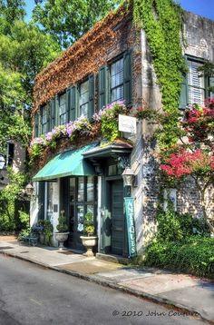 Charleston, SC - next vacation? History, food, architecture, golf, beaches...on my list!
