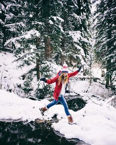 Hop on over to galmeetsglam.com to see today's post from Colorado #colorado #gmgtravels #duntonhotsprings #snowdays