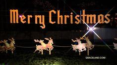 "Elvis' Special Christmas Program [Sunday, december 3 Intro: ""Here Comes Santa Claus"" - Announcer - ""Here Comes Santa Claus"" Announcer - ""Blue Christmas. Christmas Program, Family Christmas Cards, Christmas Music, Christmas Traditions, Christmas Time, Vintage Christmas, Christmas Videos, Elvis Presley Videos, Elvis Presley Graceland"