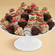 #jordbær #krymmel