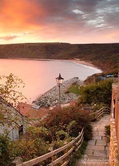 Runswick Bay And The Beach - The North Yorkshire Gallery Yorkshire England, Yorkshire Dales, North Yorkshire, Cornwall England, Places To Travel, Places To See, Beautiful World, Beautiful Places, English Village