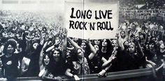 Long Live Rock 'N' Roll!