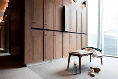 Spa Design, Design Hotel, Yard Design, Club Design, Cabinet Medical, Peking, Gym Lockers, Gym Room, Fitness Design
