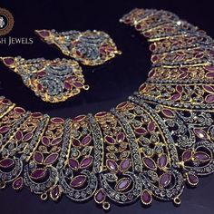 For more information Call / WhatsApp Visit the store -Smart jewels Gulf center murree road R. India Jewelry, Jewelry Shop, Jewelry Design, Fashion Jewelry, Gold Jewelry Simple, Bead Embroidery Jewelry, Necklace Set, Bridal Jewelry, Diamond Cuts