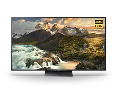 Sony's New Z Series 4K HDR Ultra HD TVs