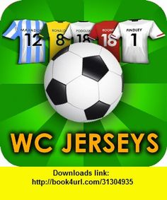 Jersey Creator - WC, iphone, ipad, ipod touch, itouch, itunes, appstore, torrent, downloads, rapidshare, megaupload, fileserve