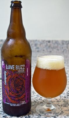 Anchorage's Love Buzz - This one from Anchorage is even better than I expected it to be. I really like the addition of the Brett flavor and the dry hop to the Saison base. It gives the beer added complexity and punch that really takes the beer to another level. The balance is really nice from start to end and gets even better as the beer warms up a bit.