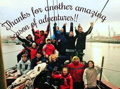 We want to say THANK YOU to everyone involved in this successful season 2016!  This year ATYLA has visited 13 countries participated in 9 tall ships festival and carried 130 trainees from 27 different nationalities!  All of you have contributed to make this adventure possible.  We have made friends won awards sailed waves and calm seas we've taught and learned from each other exchanged stories sang laughed and made it home safely.  Now we prepare our ship for the next season and would love…