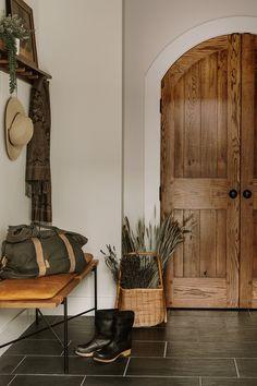 Farmhouse Design, Modern Farmhouse, Shannon Tate, Entry Hallway, Entryway, Shop Interiors, Step Inside, Hudson Valley, Country Chic