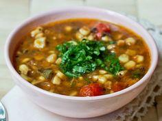 Corn and Tomato Stew