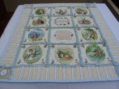 rag quilt with panel - Yahoo Image Search Results