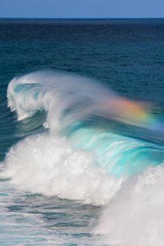 ~~Ocean rainbow, Mauritius by Thomas3667~~