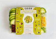Agency: Mundial  Designer: Francisco Cunha y Martín Azambuja  Client: Cook  Country: Uruguay