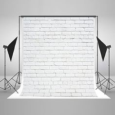 White Brick Wall Photography Backdrops No Crease Photo Backgrounds for Wedding Studio Props Wedding Photo Background, Background For Photography, Photography Backdrops, Wedding Photography, Photo Backdrops, Life Photography, Christmas Backdrops, Brick Wall Background, White Brick Walls