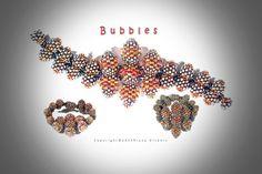 Beading Pattern - Bubbles Bracelet