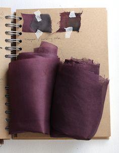pH sensitive, elderberry dye— by tinctory (Eva)