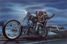 """Antler Inn "" - Limited Editions - All Artwork - David Mann - Rally Fine Art 