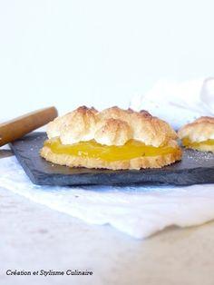 Tarte au citron meringuée version dessert sans gluten