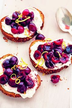 Sweet Soft Cherry Bread with Cherry-Almond Glaze - An easy quickbread that's perfect for the springtime, Easter, or Mother's Day! Description from pinterest.com. I searched for this on bing.com/images