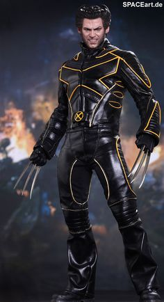 X-Men: Wolverine - Deluxe Figur, Fertig-Modell ... http://spaceart.de/produkte/xmn001.php