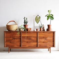 happy mama's day! i'm almost finished restoring this very pretty walnut dresser/credenza- my email's in my bio if you'd like to come see it! ✨ #restoration