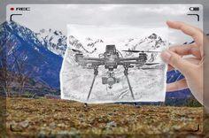 """– La palabra """"Dron o Drone"""" proviene de la palabra de """"Dran o Draen"""" que en inglés significa abeja o zángano y el término se empezó a utilizar para referirse a los dispositivos aéreos en los años 30. Cuando surgieron los primeros aviones de control remoto el sonido característico de los drones es el …"""