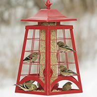 Lighthouse Lantern, duncraft birdfeeder