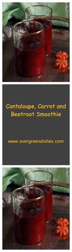 Cantaloupecarrot-and