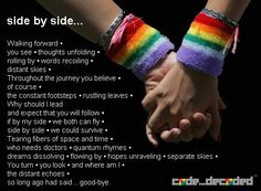 Funny Lesbian Quotes On Love : Love lesbian quotes on Pinterest Lesbian Quotes, Bisexual and ...