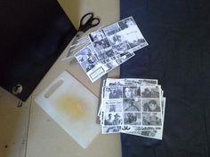 Подобрала черно-белые фото знаменитостей прошлого. Коллажи делала on-line Black Coffee Tables, New Life, Cards Against Humanity