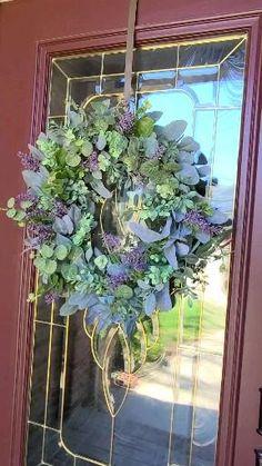 Autumn Wreaths, Easter Wreaths, Holiday Wreaths, Twig Wreath, Greenery Wreath, Memorial Day Wreaths, Outdoor Wreaths, Cute Home Decor, Deco Mesh Wreaths