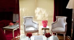 Faena Hotel Buenos Aires, Seating area